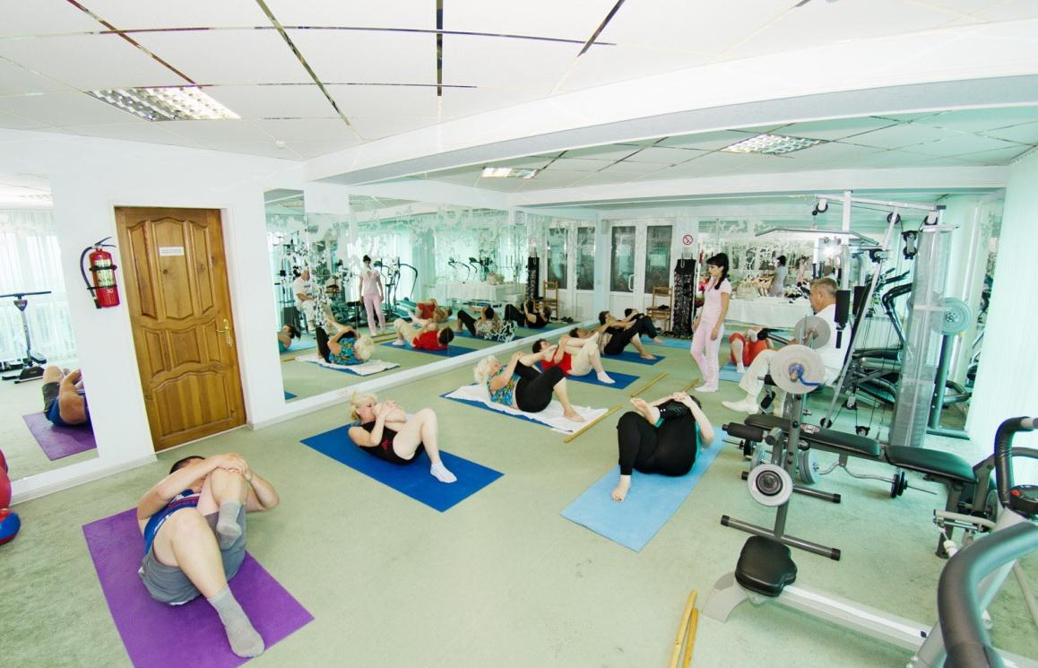 Санатории Где Похудеть. В каких санаториях эффективные программы для похудения?